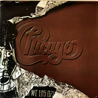 Chicago - Chicago X (LP) (VG/VG)
